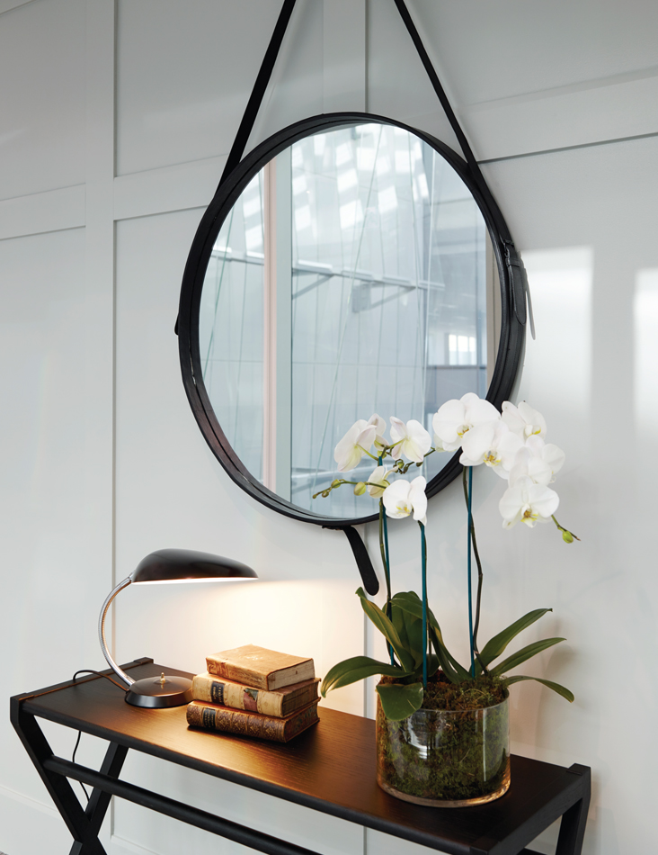 Gubi Adnet Mirror Inspiration Surrounding